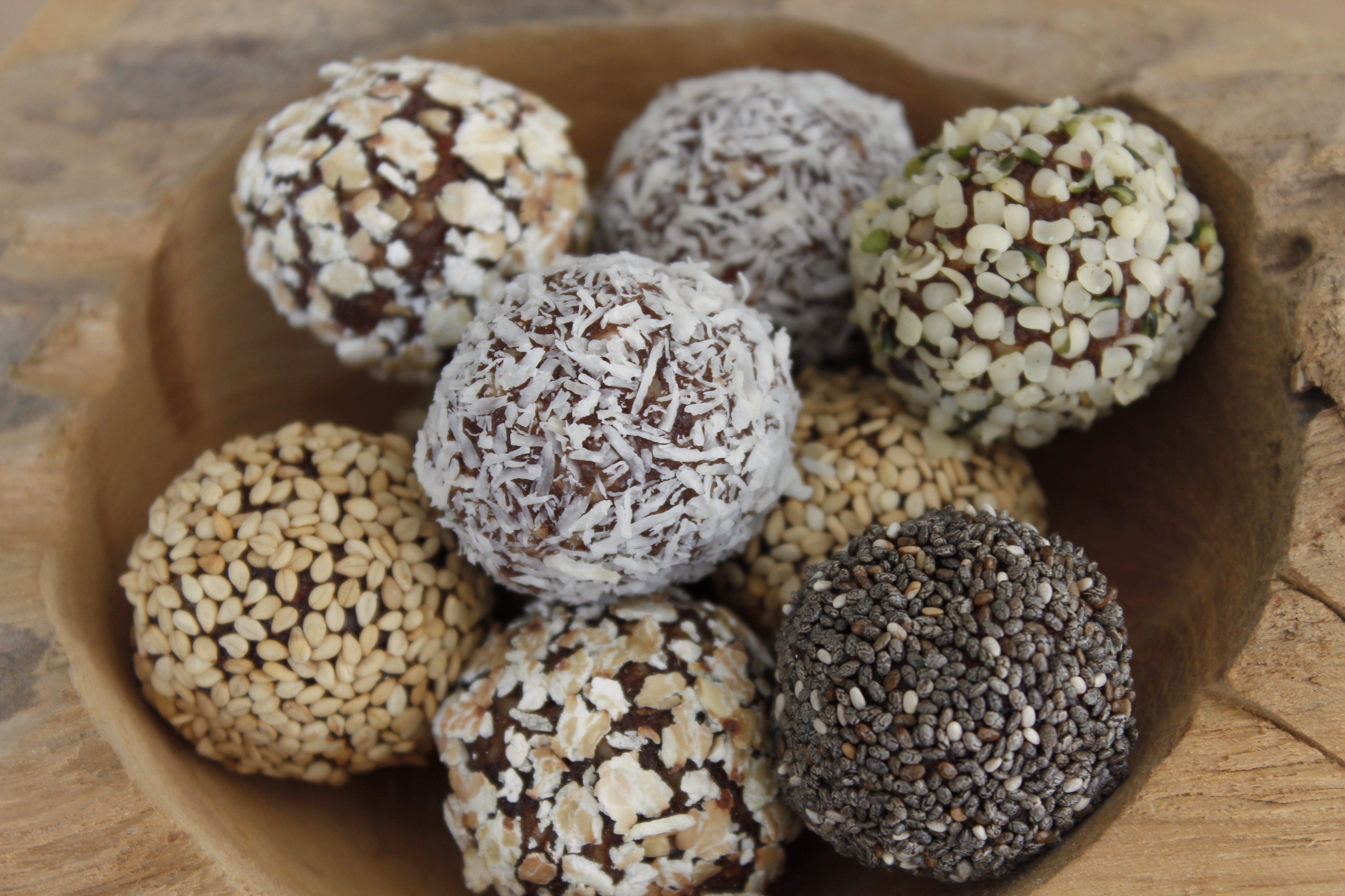 Dadel power balls 1