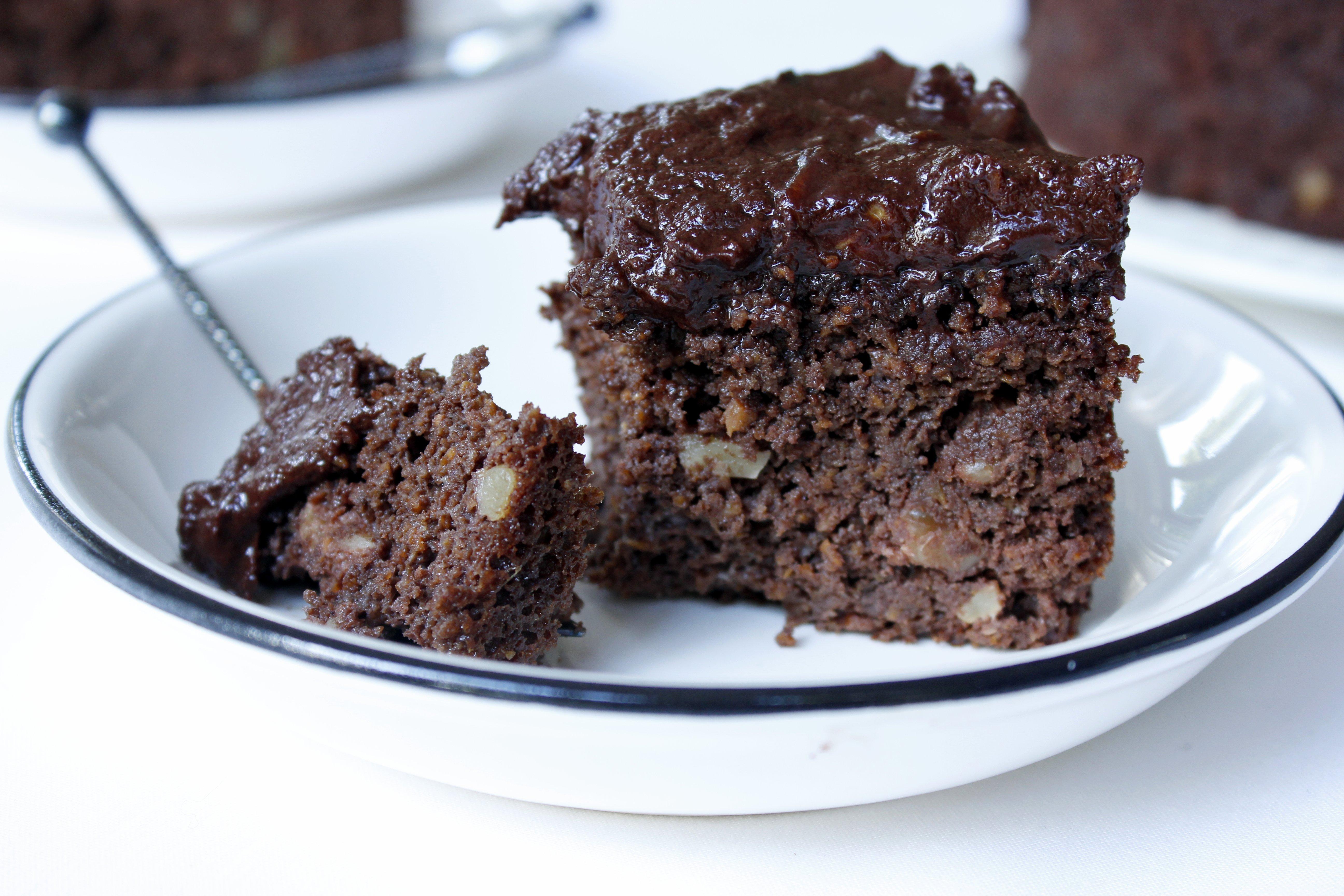 Chocolade worteltaart 45