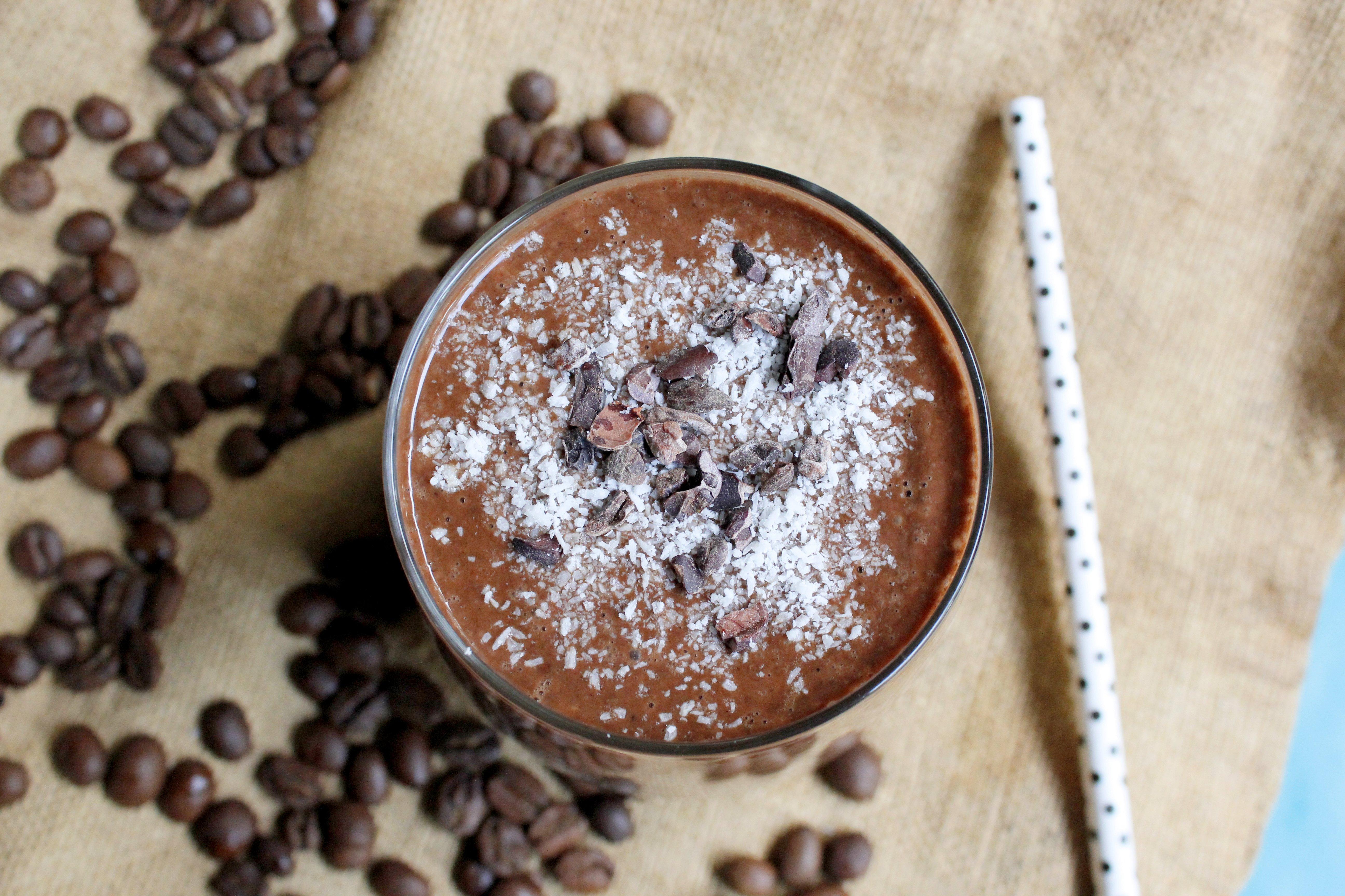 Haver koffie smoothie 36-001